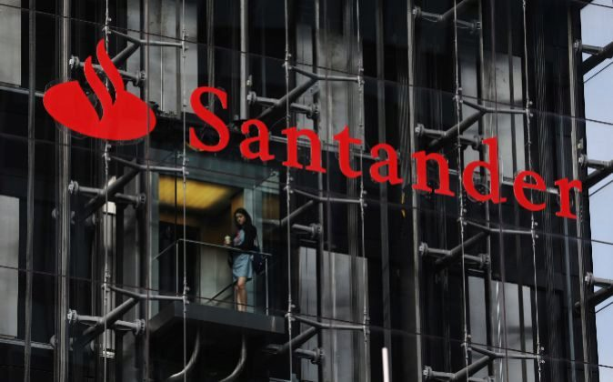 Oficinas de Santander en Reino Unido.