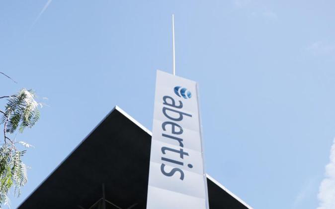 Logo de Abertis.