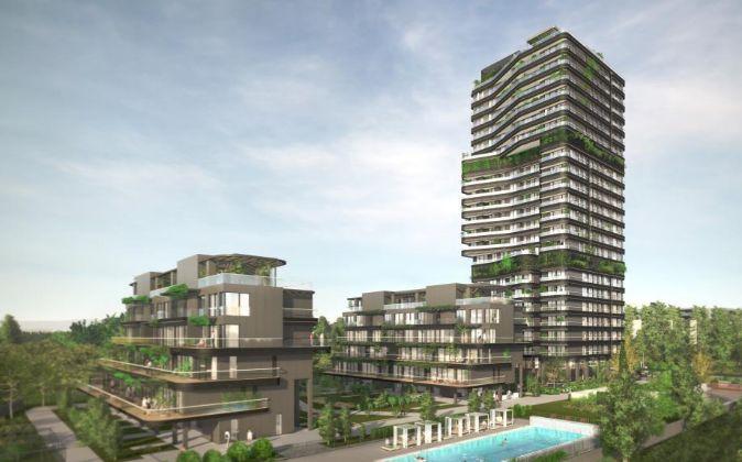 La Torre Australis, gestionada por Grupo Ibosa, supondrá una...