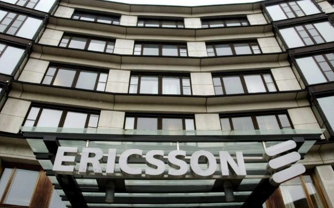 Sede del Grupo Ericsson en Kista, norte de Estocolmo (Suecia).