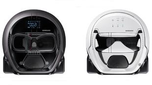 Aspiradora samsung Powerbot VR7000 Star Wars