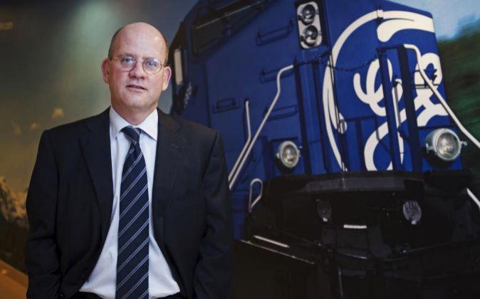 John Flannery es el CEO de General Electric
