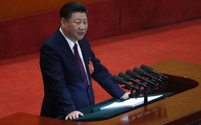 El presidente chino Xi Jinping.