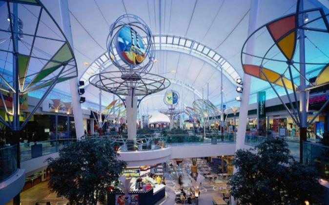Centro comercial Xanadú.