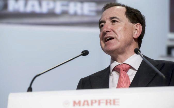 El presidente de Mapfre Antonio Huertas.