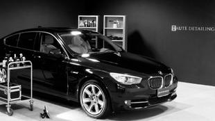 Haute Detailing Marcello Mereu taller coches de lujo Italia