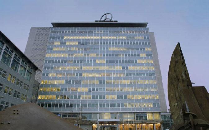 Sede actual de la empresa Daimler en Untertürkheim