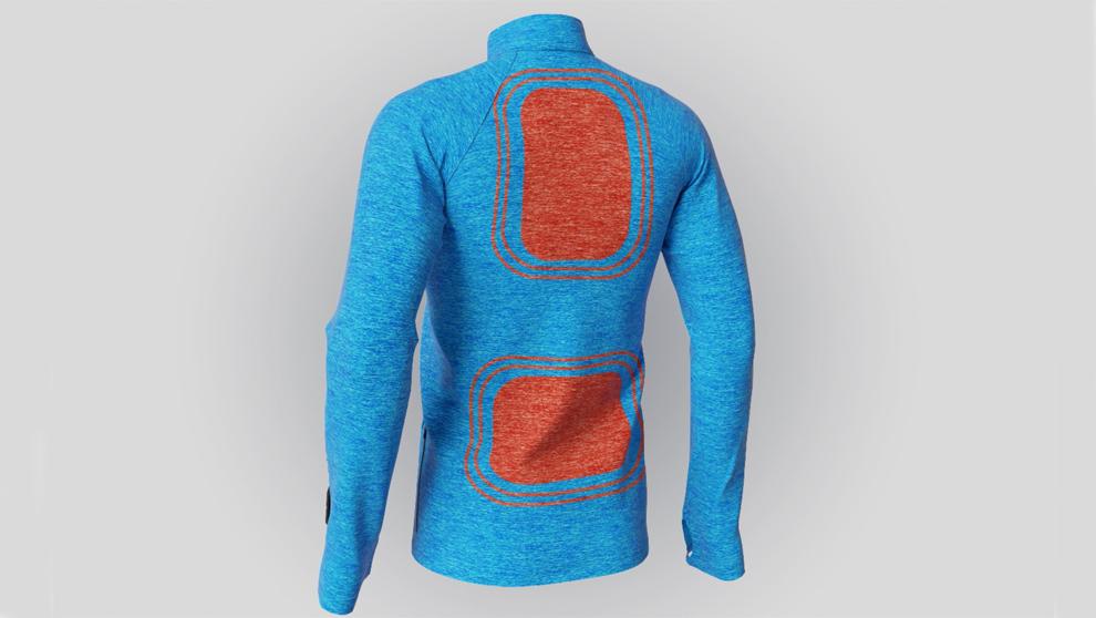 Camiseta térmica Polar Seal Fillony fc0078966dd