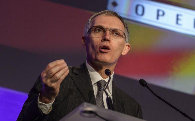 El presidente del Consejo de Administración de PSA, Carlos Tavares.
