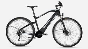 La nueva bicicleta eléctrica BMW Active Hybrid  tiene una potencia de...