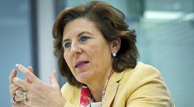 Helena Herrero, presidenta de HP España y Portugal.