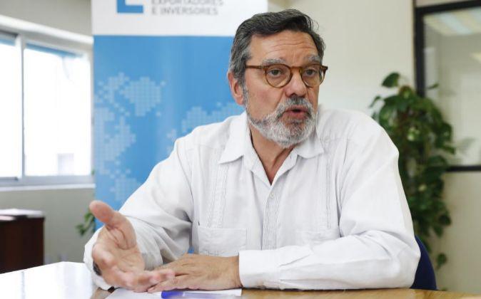 Antonio Bonet, presidente del Club de Exportadores e Inversores de...