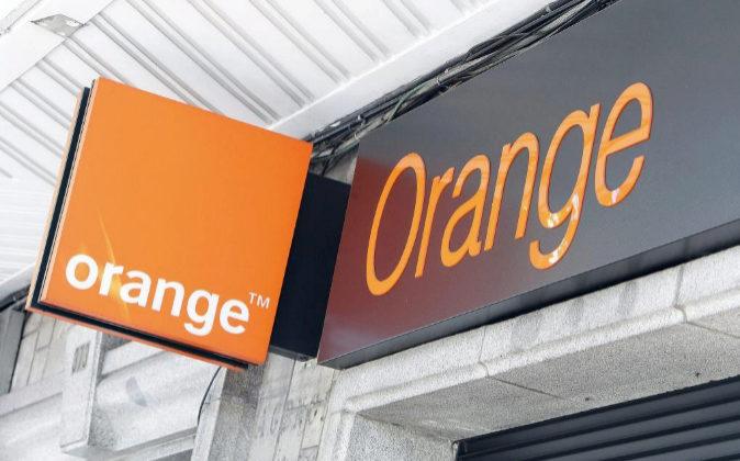 Tienda Orange en Madrid.