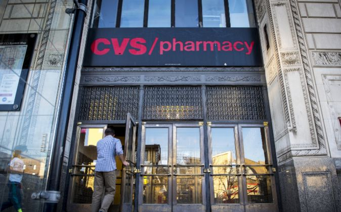 Farmacia de CVS.