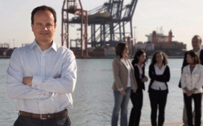 Gabriel Ravello, director de una compañía con el sello de Puerto de...