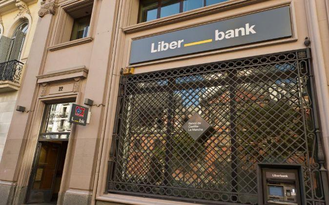 Sucursal de Liberbank.