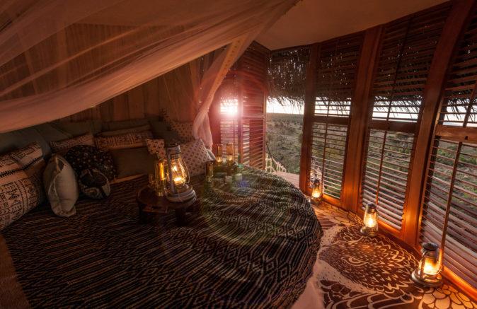 El hotel nido Nay Palad Bird Nest, la mejor forma de disfrutar la ...