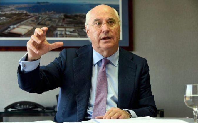 Rafael Miranda, presidente de Acerinox.