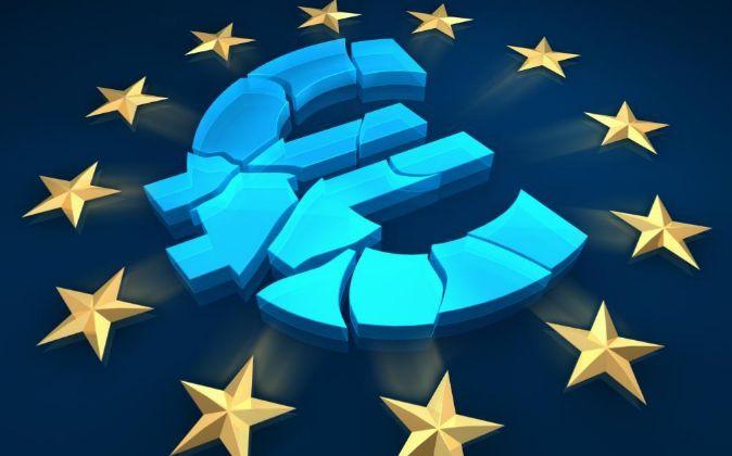 Bandera europea.