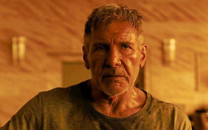 Harrison Ford repite papel en esta secuela de Blade Runner...