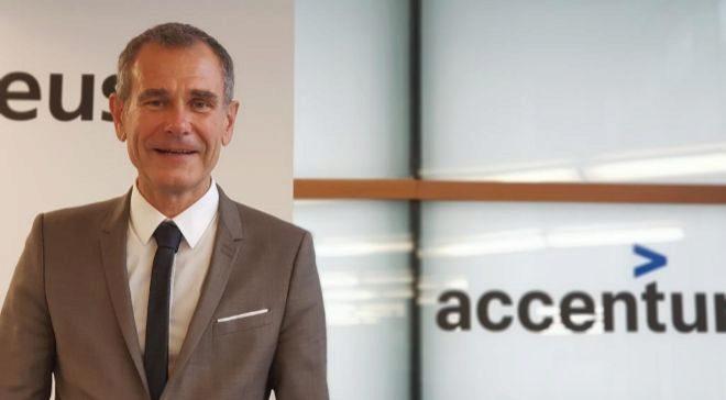 Eric Schaeffer, 'managing director de Accenture',...