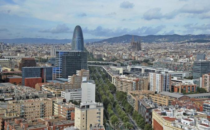 Ciudad de Barcelona.