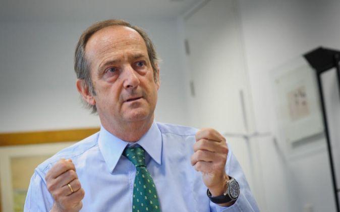 Ignacio de Colmenares, CEO de Ence Foto: JMCadenas