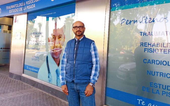 Benjamín Ruiz, socio mayoritario y gerente de Beiman.
