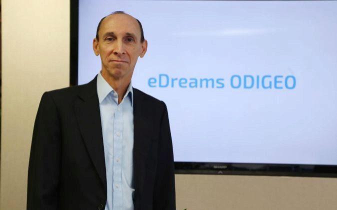 DANA DUNNE, CEO DE EDREAMS ODIGEO.
