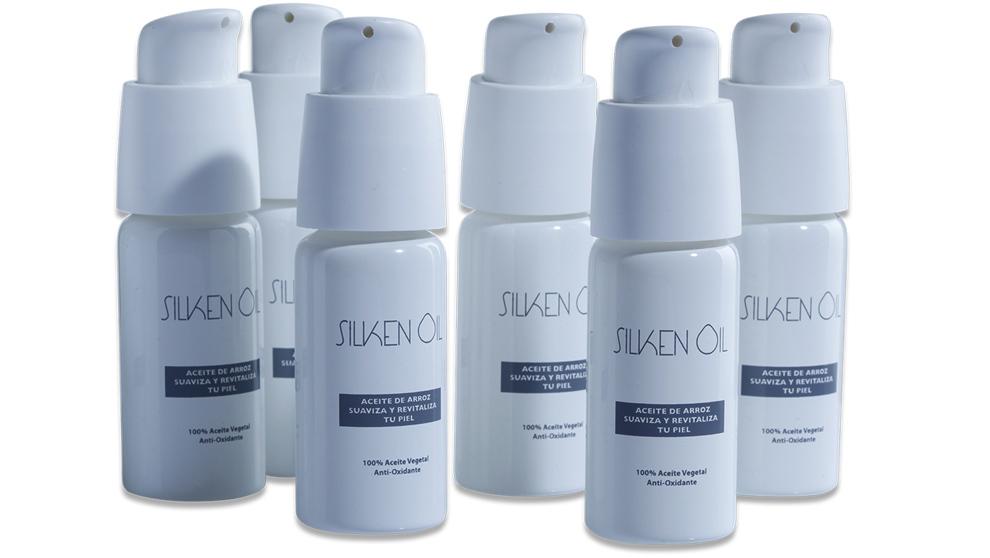 Aceite Germen de Arroz Silken Oil