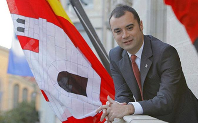 Jordi Ballart, exalcalde de Terrassa