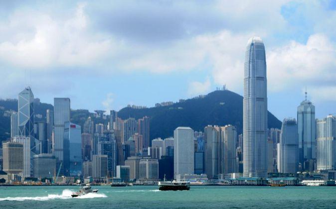 Ciudad de Hong Kong.