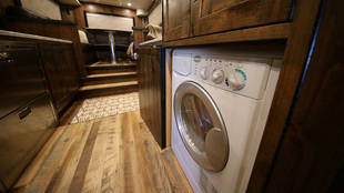 Calefacción por suelo radiante, horno, y lavadora forman parte del...