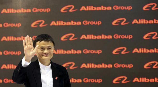 El fundador de la multinacional Alibaba Jack Ma.
