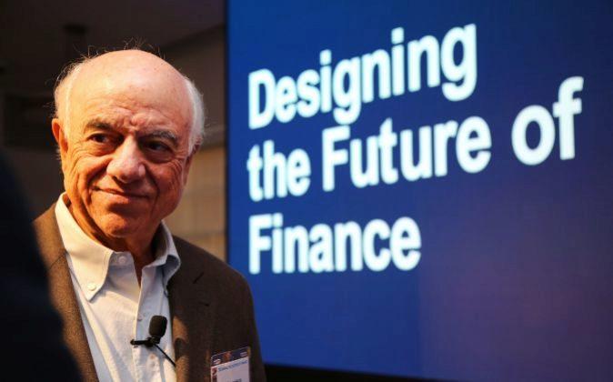 Francisco González, presidente de BBVA, ene l Foto World Economic...