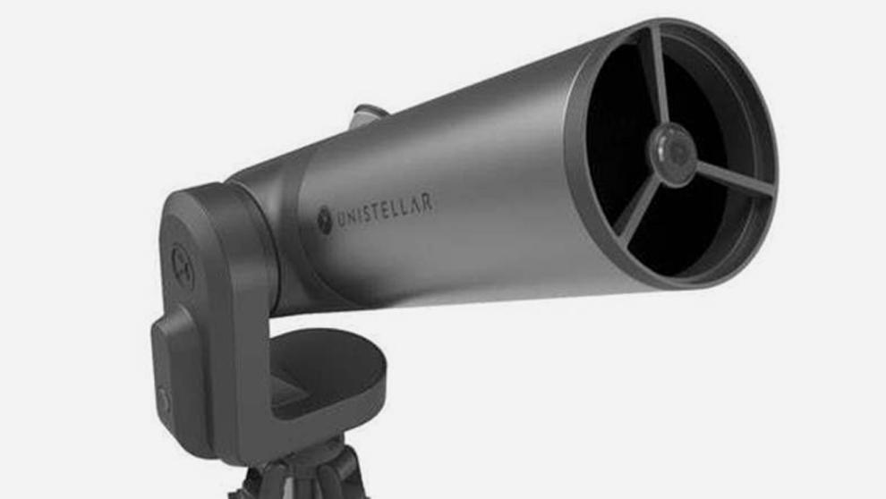 eVscope, el telescopio superpotente que ha revolucionado