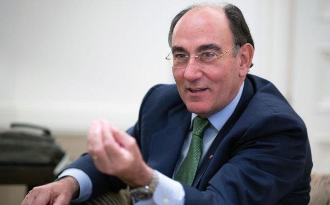 Ignacio Sánchez-Galán, presidente de Iberdrola.