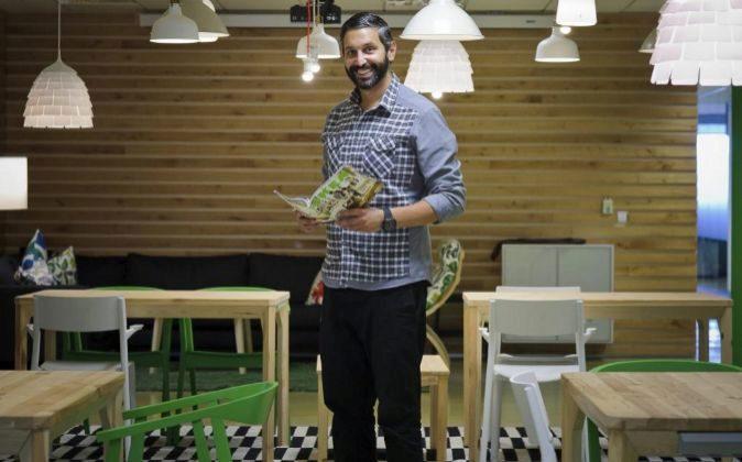 Tolga Oncü, director general de Ikea Ibérica.