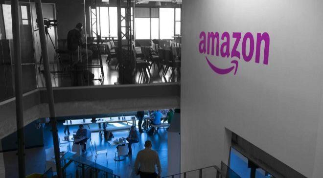 Amazon domina el sector del comercio electrónico. Se estima que...