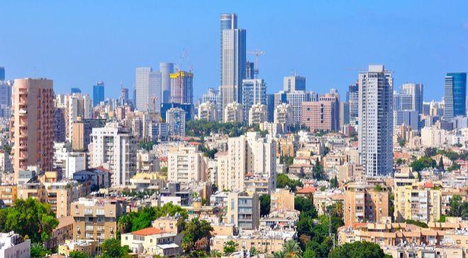 Tel Aviv crece a pasos agigantados... a lo alto. La inflación en...