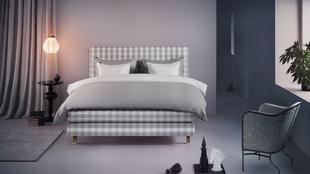 Tribute, edición especial de la aclamada cama Luxuria de Hästens.