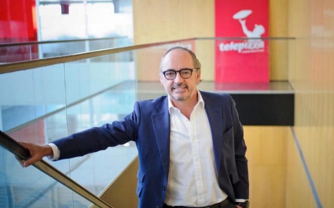 Pablo Juantegui, Presidente de Telepizza