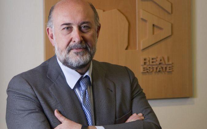 Carlos Abad, responsable de Haya Real Estate.