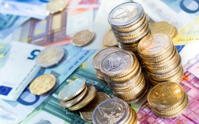 DINERO, BILLETES Y MONEDAS DE EURO