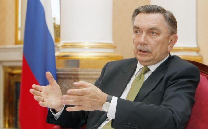 Entrevista Embajador ruso en Madrid Yuri P. Korchagin.