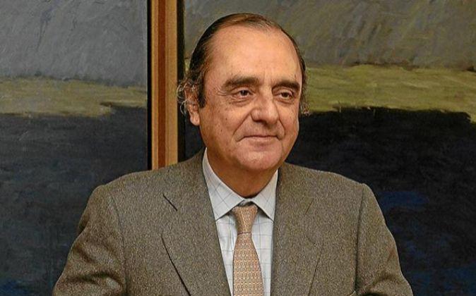 Carlos March, copresidente de Corporación Financiera Alba.