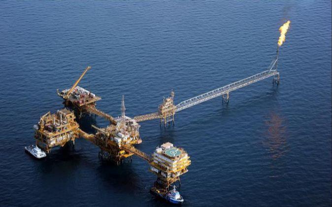 Explotación petrolífera en Irán