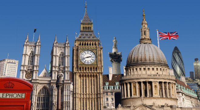 Londres está considerado un referente europeo de ciudad inteligente....