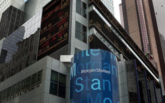 Oficinas de Morgan Stanley.