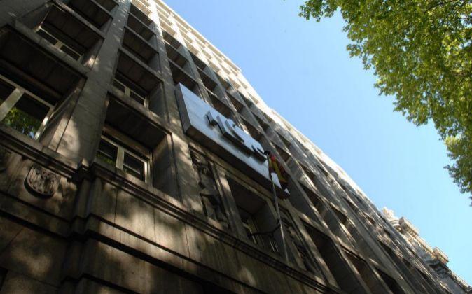 Sede del ICO.